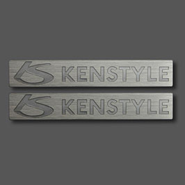 KS LOGO PLATE SET
